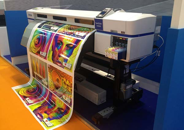 Large Format Digital Printer