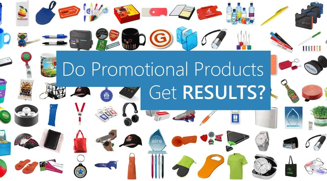 Do Promotional Products Get Results?